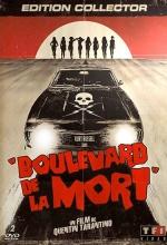 Affiche Boulevard de la mort - un film Grindhouse
