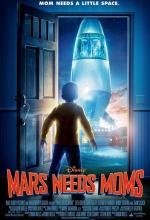 Milo sur Mars - Affiche