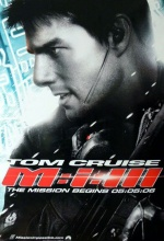 Affiche Mission: Impossible III