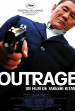 Outrage - Affiche