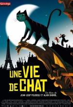 Une vie de chat - Affiche