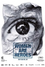 Women Are Heroes - Affiche