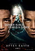 After Earth Affiche US