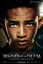 After Earth - Affiche