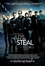 The Art of the Steal - Affiche