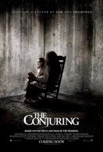 Conjuring : Les Dossiers Warren - Affiche