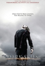Dark Skies - Affiche US