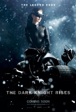 The Dark Knight Rises - Affiche