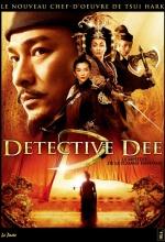 Détective Dee : Le Mystère de la flamme fantôme - Affiche