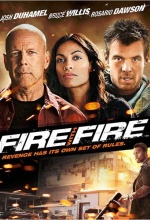 Affiche Fire with Fire-Vengeance par le Feu