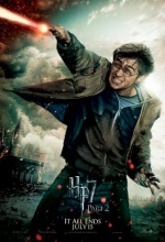 Harry Potter et les Reliques de la Mort (Partie 2) - Affiche