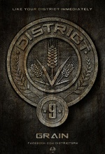 Hunger Games - Affiche