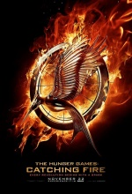 Hunger Games - L'embrasement  - Affiche