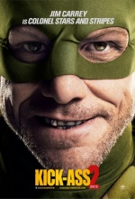 Kick-Ass 2: Balls to the Wall - Affiche