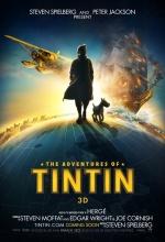 Les Aventures de Tintin : Le Secret de La Licorne - Affiche