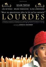 Lourdes - Affiche