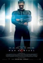Man of Steel - Affiche