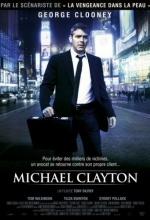 Michael Clayton - Affiche