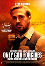 Only God Forgives affiche 4