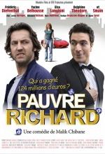 Affiche Pauvre Richard