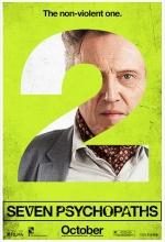 7 Psychopathes - Affiche