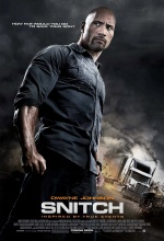 Affiche Snitch - Dwayne Johnson