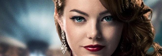 Emma Stone dirigée par del Toro dans Crimson Peak
