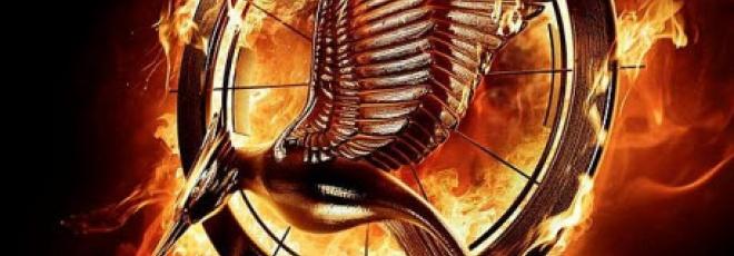 Affiche teaser pour The Hunger Games : L'embrassement