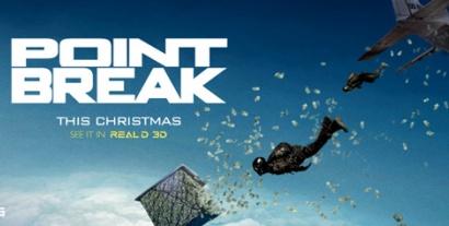 Point Break, le trailer du remake