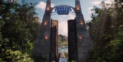 Nouvelle image pour Jurassic World