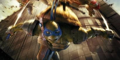 Une nouvelle bande-annonce pour Les Ninja Turtles
