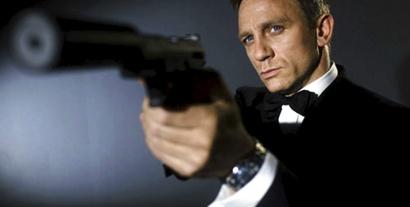 Annonces officielles pour James Bond