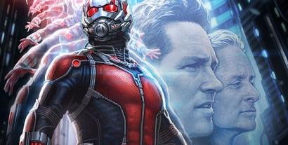 Les studios Marvel entament le tournage de ANT-MAN