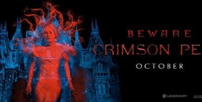 Nouveau trailer pour Crimson Peak