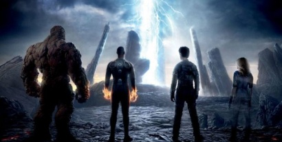 Les Quatre Fantastiques : Nouvelle bande-annonce