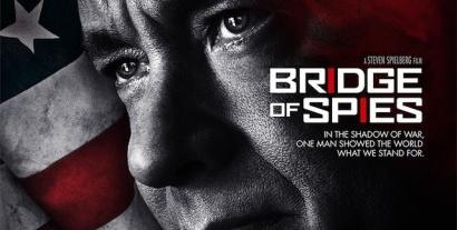 Découvrez l'affiche du nouveau Spielberg : Le pont des espions (MAJ-Rajout du Trailer)
