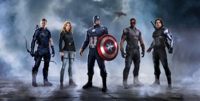 Les premières images de Captain America : Civil War dévoilées