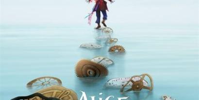 Premières images d'Alice de l'autre côté du miroir