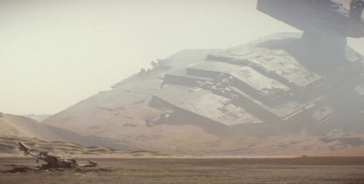 Le nouveau teaser de Star Wars : Le Réveil de la Force