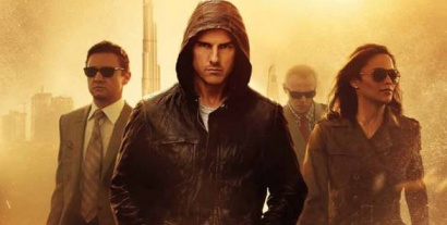 Mission: Impossible 5 - Photos du tournage