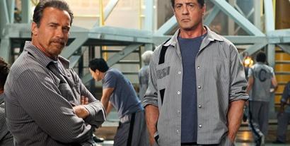 Escape Plan, la 1ère bande annonce du film avec Schwarzenegger et Stallone en ligne
