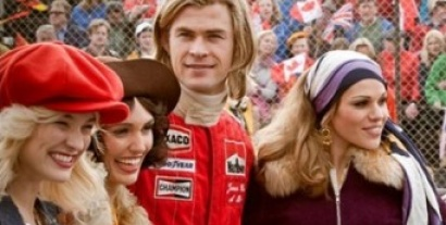 1er trailer de Rush de Ron Howard en ligne