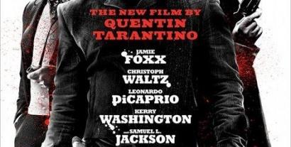 Nouveau poster pour Django Unchained
