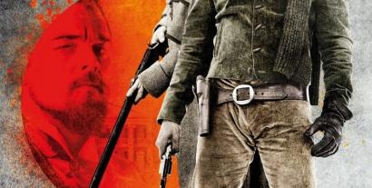 Sublime affiche pour le western Django Unchained