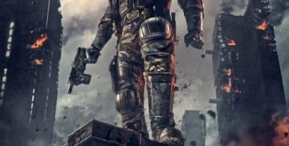 Nouveau poster pour Dredd