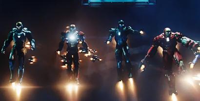 Gros démarrage mondial pour Iron Man 3