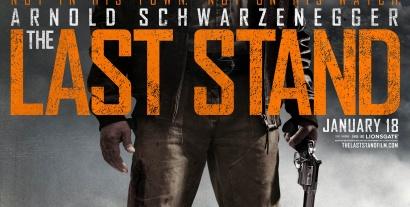 Une affiche pour le film Last Stand avec Schwarzenegger