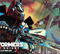 Transformers : The Last Knight- Photo