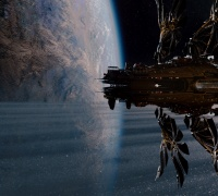 Jupiter : Le Destin de l'Univers- Photo