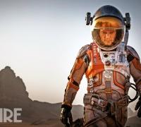Seul sur Mars- Photo
